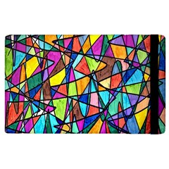 Pattern 13 Apple Ipad 2 Flip Case