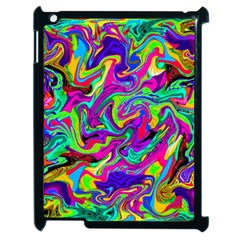 Artwork By Patrick Pattern 15 Apple Ipad 2 Case (black)