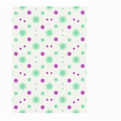 Stars Motif Multicolored Pattern Print Large Garden Flag (two Sides) by dflcprints