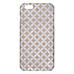 Circles3 White Marble & Sand Iphone 6 Plus/6s Plus Tpu Case by trendistuff