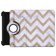CHEVRON9 WHITE MARBLE & SAND (R) Kindle Fire HD 7