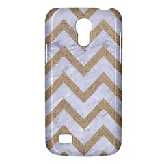 CHEVRON9 WHITE MARBLE & SAND (R) Galaxy S4 Mini