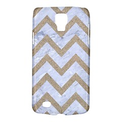 CHEVRON9 WHITE MARBLE & SAND (R) Galaxy S4 Active