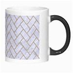 BRICK2 WHITE MARBLE & SAND (R) Morph Mugs Right