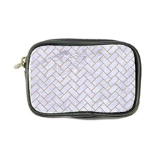 BRICK2 WHITE MARBLE & SAND (R) Coin Purse