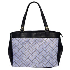 BRICK2 WHITE MARBLE & SAND (R) Office Handbags