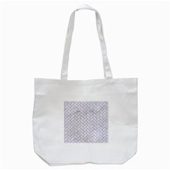 BRICK2 WHITE MARBLE & SAND (R) Tote Bag (White)