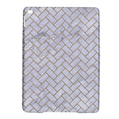 BRICK2 WHITE MARBLE & SAND (R) iPad Air 2 Hardshell Cases