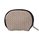 BRICK2 WHITE MARBLE & SAND Accessory Pouches (Small)  Back
