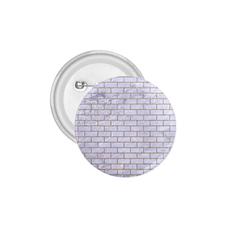 BRICK1 WHITE MARBLE & SAND (R) 1.75  Buttons