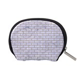 BRICK1 WHITE MARBLE & SAND (R) Accessory Pouches (Small)  Back