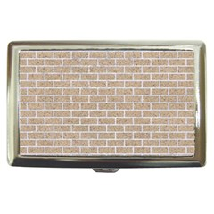 Brick1 White Marble & Sand Cigarette Money Cases