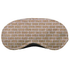 Brick1 White Marble & Sand Sleeping Masks