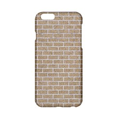 Brick1 White Marble & Sand Apple Iphone 6/6s Hardshell Case
