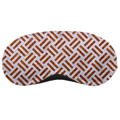 WOVEN2 WHITE MARBLE & RUSTED METAL (R) Sleeping Masks