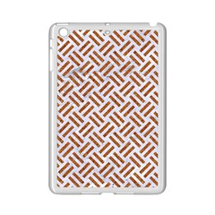 WOVEN2 WHITE MARBLE & RUSTED METAL (R) iPad Mini 2 Enamel Coated Cases