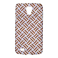 WOVEN2 WHITE MARBLE & RUSTED METAL (R) Galaxy S4 Active
