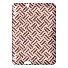 WOVEN2 WHITE MARBLE & RUSTED METAL (R) Kindle Fire HDX Hardshell Case