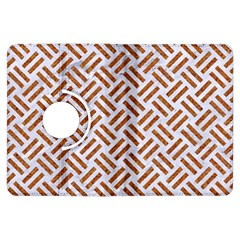 WOVEN2 WHITE MARBLE & RUSTED METAL (R) Kindle Fire HDX Flip 360 Case