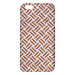 WOVEN2 WHITE MARBLE & RUSTED METAL (R) iPhone 6 Plus/6S Plus TPU Case
