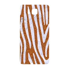 Skin4 White Marble & Rusted Metal (r) Samsung Galaxy Alpha Hardshell Back Case by trendistuff