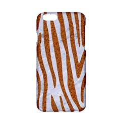 Skin4 White Marble & Rusted Metal Apple Iphone 6/6s Hardshell Case by trendistuff