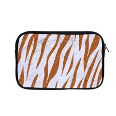 Skin3 White Marble & Rusted Metal (r) Apple Macbook Pro 13  Zipper Case by trendistuff