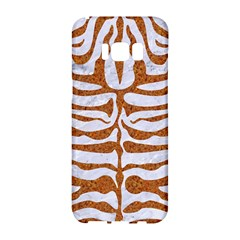 Skin2 White Marble & Rusted Metal (r) Samsung Galaxy S8 Hardshell Case  by trendistuff