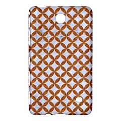 Circles3 White Marble & Rusted Metal (r) Samsung Galaxy Tab 4 (7 ) Hardshell Case  by trendistuff