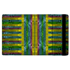 Summer Night After The Rain Decorative Apple Ipad Pro 9 7   Flip Case by pepitasart