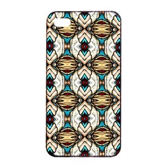 Pattern 17 Apple Iphone 4/4s Seamless Case (black)