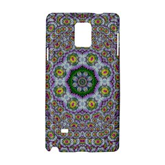 Summer Bloom In Floral Spring Time Samsung Galaxy Note 4 Hardshell Case by pepitasart