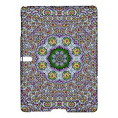 Summer Bloom In Floral Spring Time Samsung Galaxy Tab S (10 5 ) Hardshell Case  by pepitasart