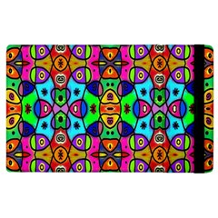 Artwork By Patrick Pattern 18 Apple Ipad 3/4 Flip Case
