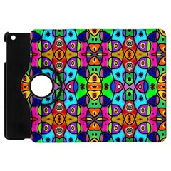 Artwork By Patrick Pattern 18 Apple Ipad Mini Flip 360 Case