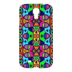 Artwork By Patrick Pattern 18 Samsung Galaxy S4 I9500/i9505 Hardshell Case