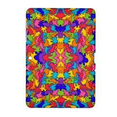 Artwork By Patrick Pattern 19 Samsung Galaxy Tab 2 (10 1 ) P5100 Hardshell Case