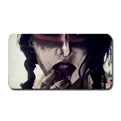 Femininely Badass Medium Bar Mats by sirenstore