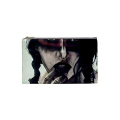 Femininely Badass Cosmetic Bag (small)  by sirenstore