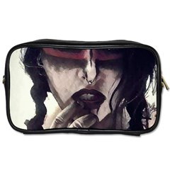 Femininely Badass Toiletries Bags 2 Side by sirenstore