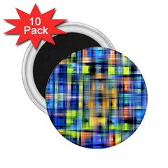 Pattern 20 2 25  Magnets (10 Pack)
