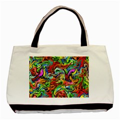 P 867 Basic Tote Bag (two Sides) by ArtworkByPatrick
