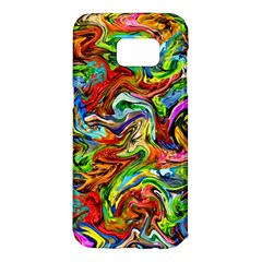 P 867 Samsung Galaxy S7 Edge Hardshell Case by ArtworkByPatrick