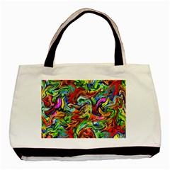 Pattern 21 Basic Tote Bag