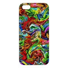 Pattern 21 Apple Iphone 5 Premium Hardshell Case