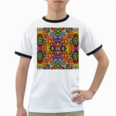 Artwork By Patrick Pattern 22 Ringer T Shirts