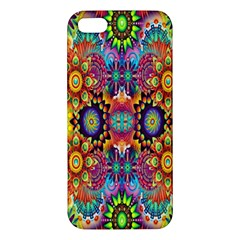 Artwork By Patrick Pattern 22 Apple Iphone 5 Premium Hardshell Case