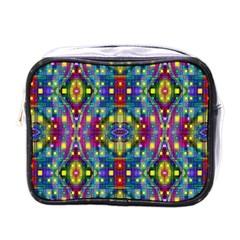 Artwork By Patrick Pattern 23 Mini Toiletries Bags