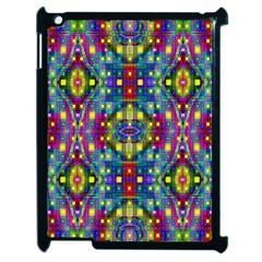 Artwork By Patrick Pattern 23 Apple Ipad 2 Case (black) by ArtworkByPatrick
