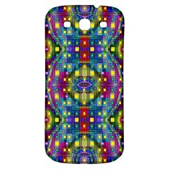 Artwork By Patrick Pattern 23 Samsung Galaxy S3 S Iii Classic Hardshell Back Case